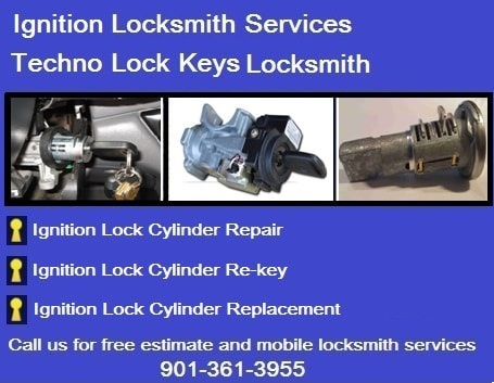 ignition locksmith repair