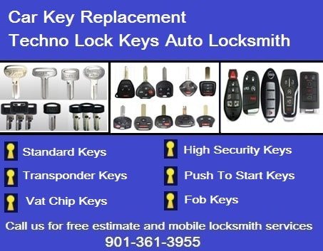 car key replacement Memphis TN