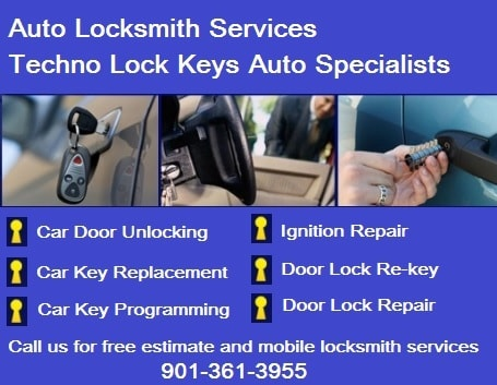 car locksmith in Memphis TN