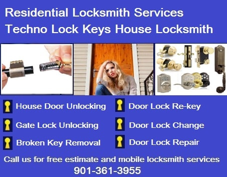 residential locksmith- locksmith for house