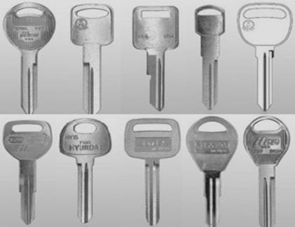 non transponder key replacement